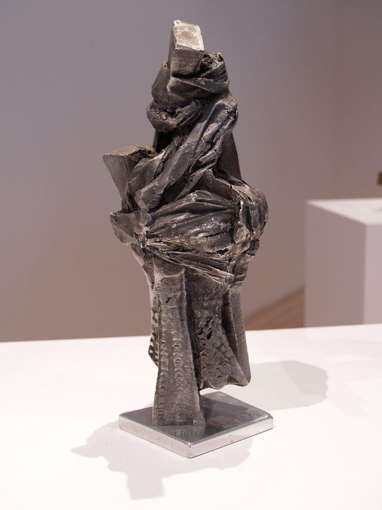 Liens, 1981, aluminium, 31,5 x 13 x 11 cm