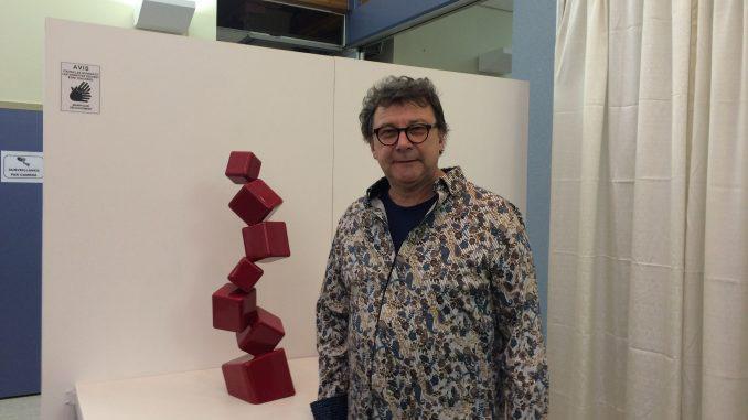 Toucher l'exposition « Claude Millette – À contre sens »